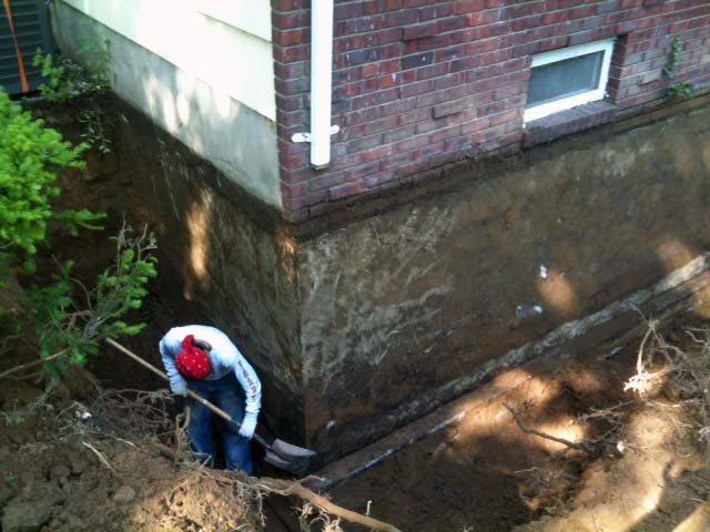French Drain Box Exterior French Drains. Exterior French Drains. Source  Abuse Report Part 22